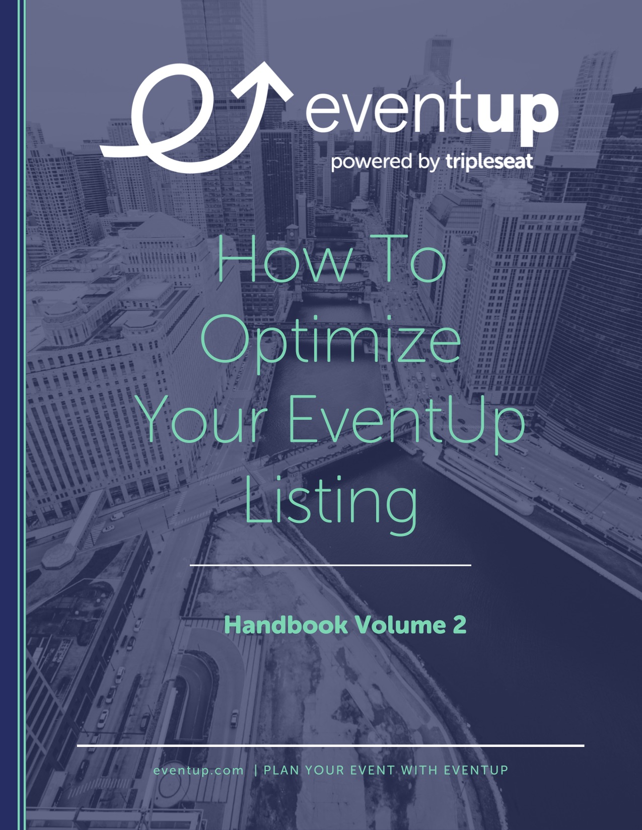 Handbook Vol 2 - How To Optimize Your EventUp Listing