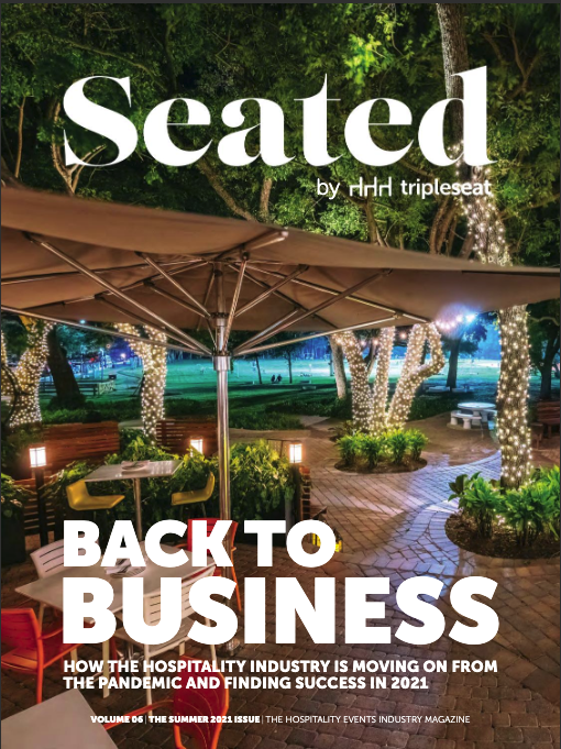 Tripleseat Seated Magazine Summer 2021 Issue